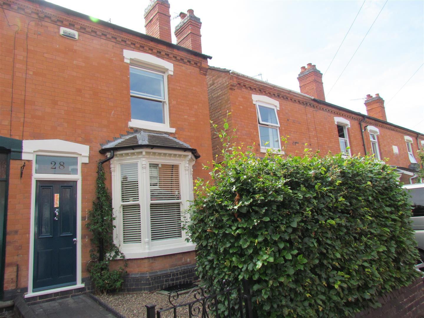 2 Bedrooms End Of Terrace House for sale in Lyttleton Street, Worcester